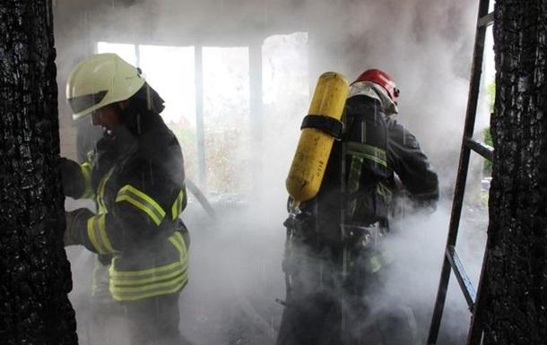 В Каменце-Подольском горело общежитие