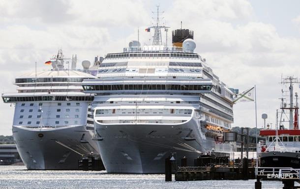 В порту Италии заблокировали круизный лайнер с пассажирами из Китая