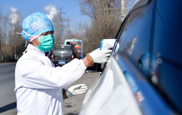 В Китае коронавирус обнаружили у восьми тысяч человек