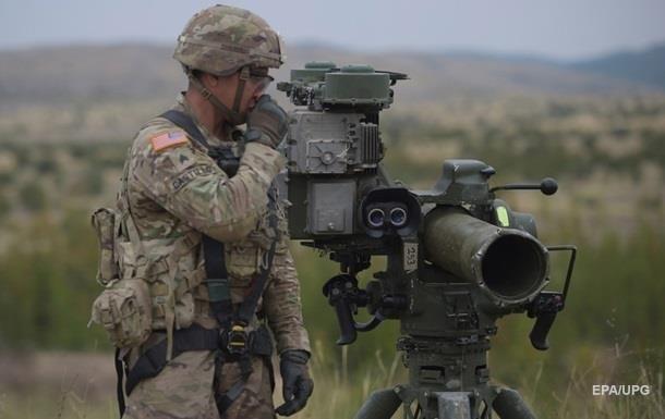 США сохранят объем военной помощи Украине в 2021 году – СМИ