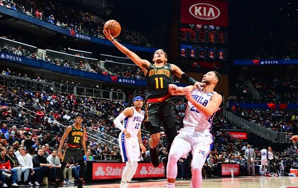 НБА: Атланта обіграла Філадельфію, Голден Стейт поступився Бостону