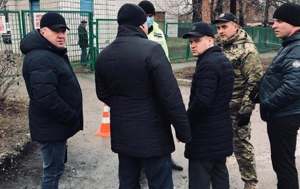 Появилось полное видео конфликта в Харькове