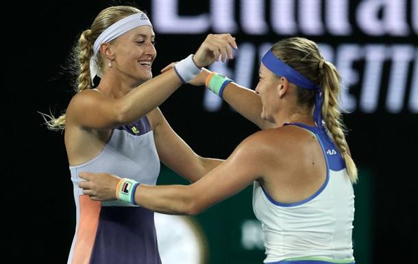 Младенович и Бабош вернули себе титул чемпионок парного разряда Australian Open