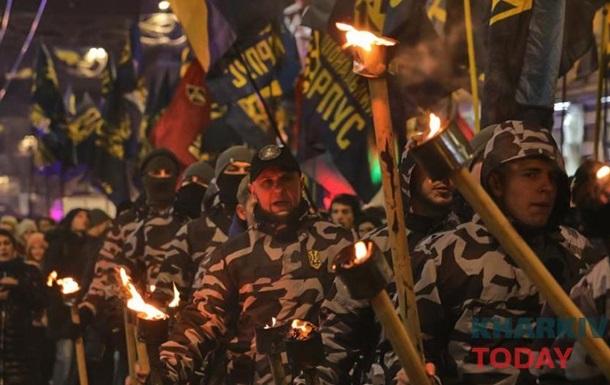 Facebook удалил видео факельного шествия в память о Героях Крут