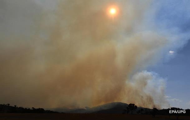 В Австралії ввели надзвичайну ситуацію через пожежі