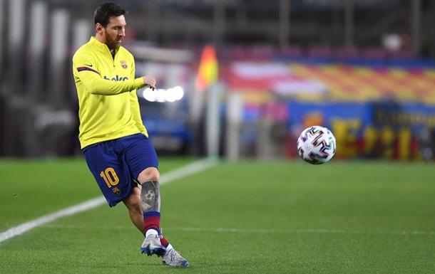 Мессі буде продовжувати контракт з Барселоною кожен сезон
