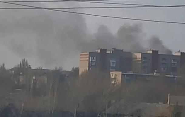 У Донецьку прогримів вибух - соцмережі