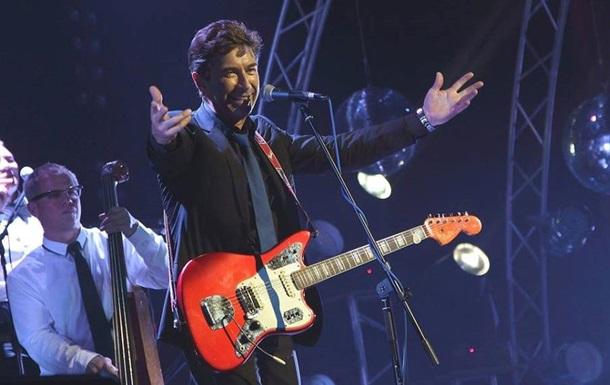 Певцу Сюткину запретили въезд в Украину