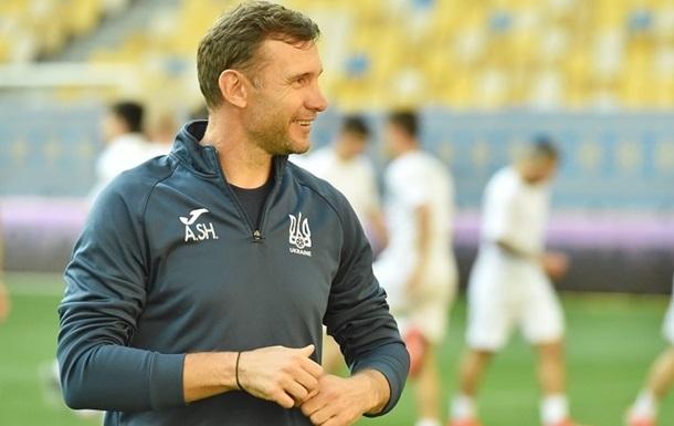 Шевченко назвал три главные составляющие успеха сборной в отборе на Евро
