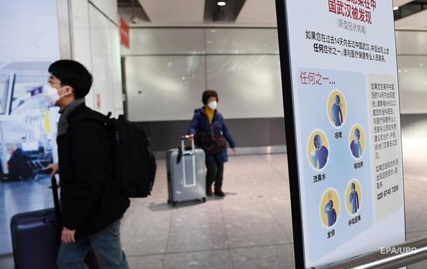 В Запорожье с подозрением на коронавирус госпитализировали китайца