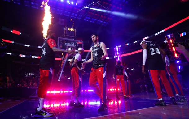 Михайлюк візьме участь у зірковому уїк-енді НБА