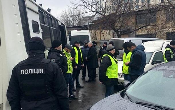 В МВД рассказали об облаве у мечети в Киеве