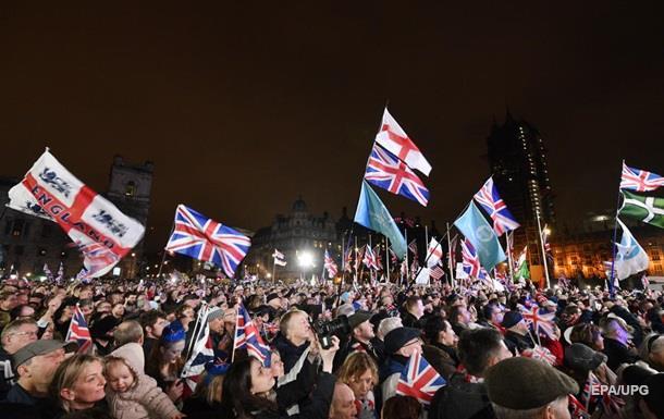 Британия вышла из состава Евросоюза