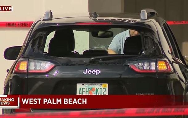 У Флориді відкрили вогонь по авто, яке в їхало в резиденцію Трампа