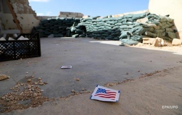В Ираке снова обстреляли базу с американцами