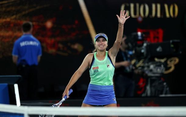 Кенін виграла Australian Open