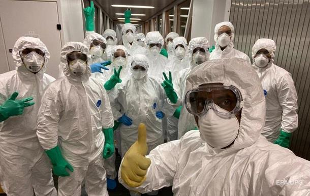 Коронавірус: в Китаї зібрали $1,5 млрд пожертвувань