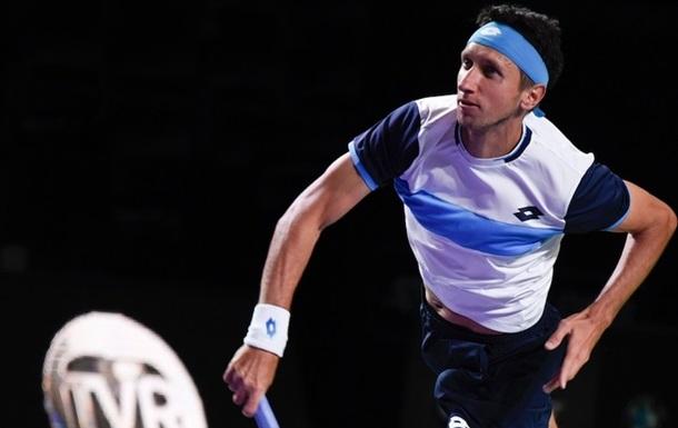 Стаховский стартовал с победы в квалификации турнира в Монпелье