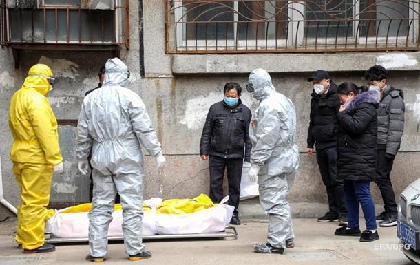 Коронавірус у Китаї: число жертв перевищило 360