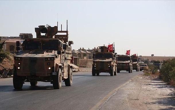 В Сирии погибли четверо турецких военных