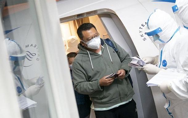 В Китае спрогнозировали пик распространения коронавируса