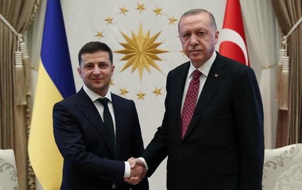 Засланный козачок: зачем Эрдоган в Украину приехал