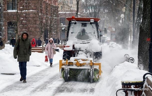 Погода на тиждень: в Україну йде похолодання зі снігом