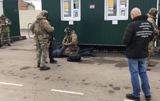 Воевавшего на Донбассе сепаратиста задержали на границе с РФ