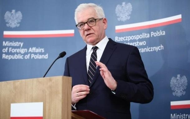Польша может занять место Британии в ЕС – министр