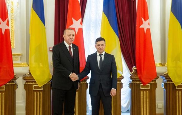 Украина и Турция обсудили поставки газа