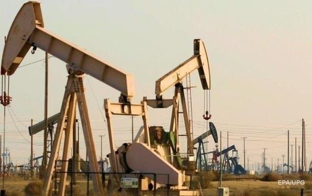 Цена нефти Brent опустилась ниже 54 долларов