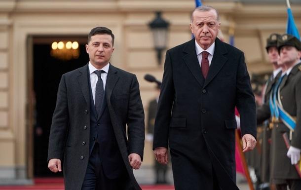 Итоги 03.02: Визит Эрдогана в Киев и демарш Ирана