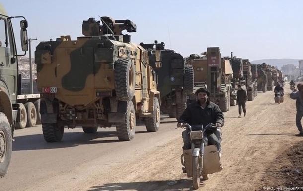 Від турецьких обстрілів загинули 13 військових сил Асада