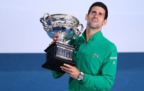 Джокович лишится части призовых за победу в Australian Open из-за конфликта с судьей