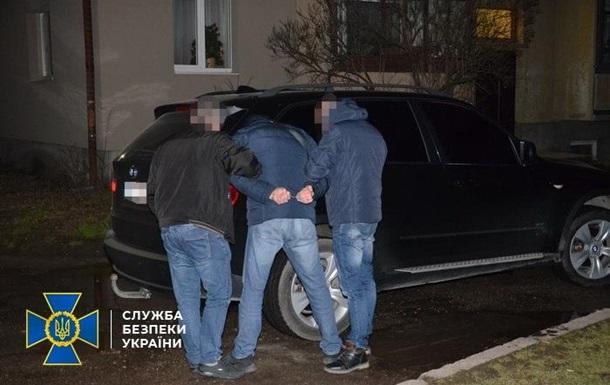 СБУ предотвратила заказное убийство иностранца