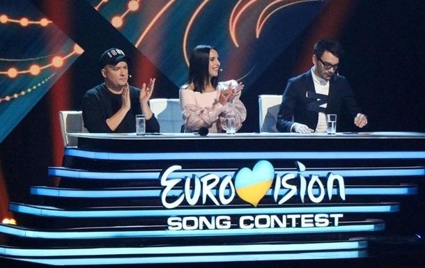 Нацвідбір Євробачення-2020: перший півфінал онлайн