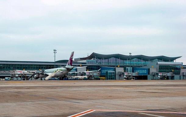 В Киев прибыл последний рейс с украинцами из Китая