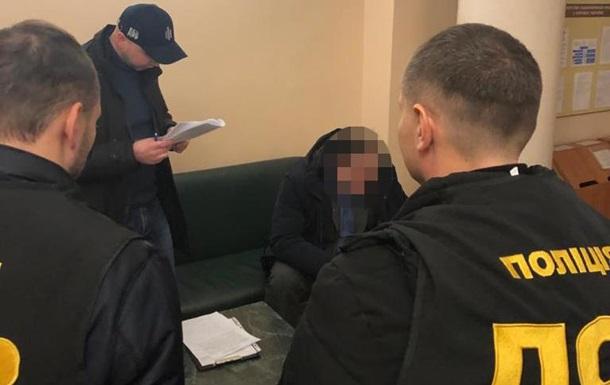 Чиновника из Кабмина поймали на  откате  в 2,5 млн