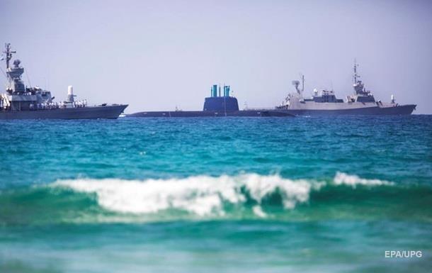 Израиль перехватил судно с грузом оружия для ХАМАС