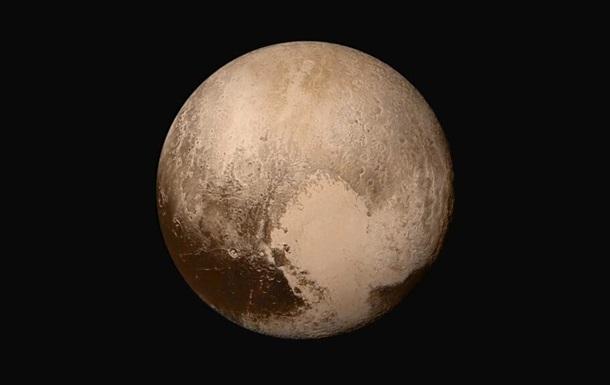 Астрономы раскрыли секрет Сердца Плутона