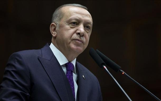Ердоган висунув ультиматум Асаду щодо Ідлібу