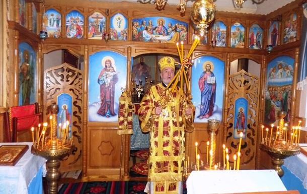 У Филарета заявили, что к ним перешел молдавский епископ ПЦУ