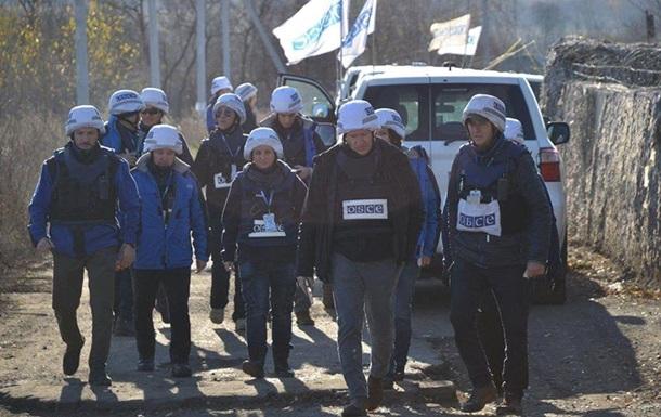 Замглавы миссии ОБСЕ посетил Станицу Луганскую