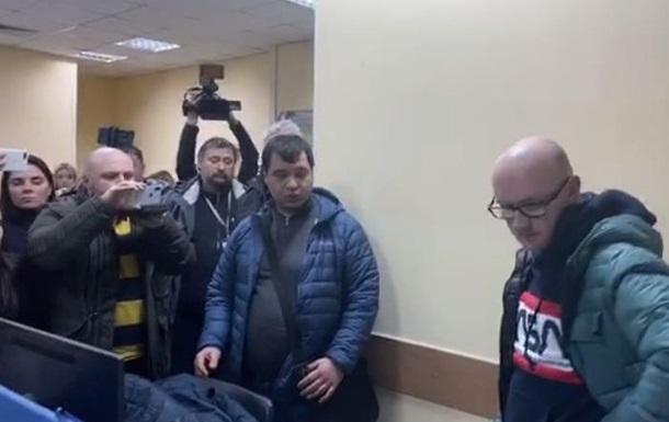 СБУ проводит обыск в офисе телеканала 1+1
