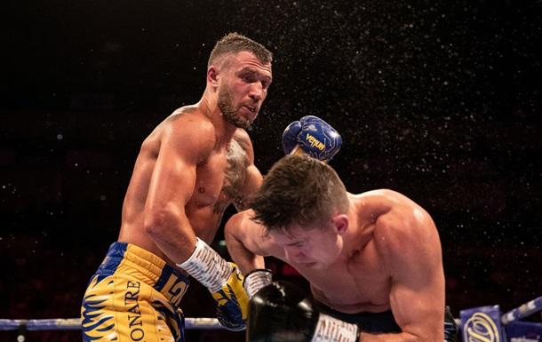 Ломаченко претендует на звание Боксер 2019 года по версии WBC