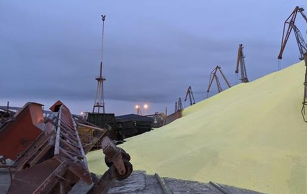 Руководство Черноморского порта скрывает масштабы экологической катастрофы