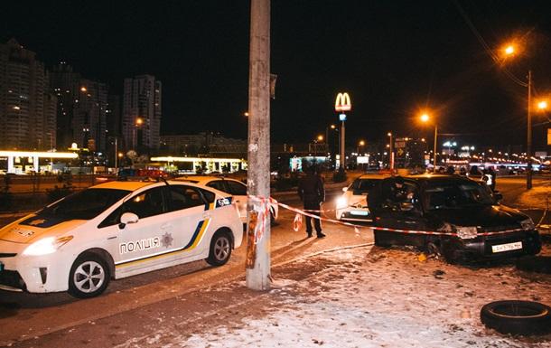 В Киеве произошла погоня со стрельбой