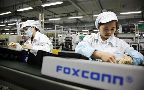 ВКитае стало некому собирать iPhone