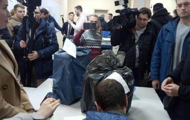 Обыски у журналистов. Дело  пленок Гончарука