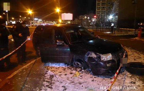 Погоня со стрельбой в Киеве: новые подробности